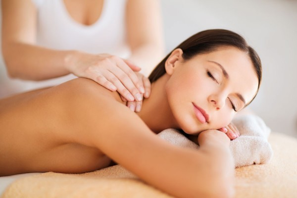 Skin Brushing And Massage