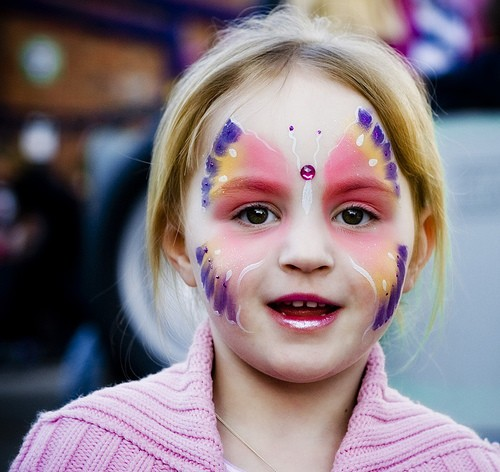 halloween face painting ideas for women