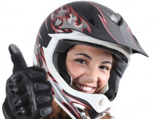 motorcycle helmets for women