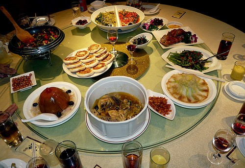 chinese foods photo