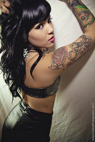 girls Tattoo photo