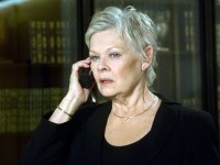 Judi Dench The Crop Haircut