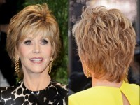 Shag Haircut Jane Fonda