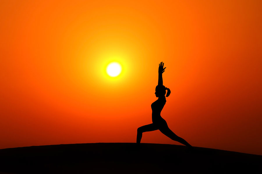 benefits of hot yoga