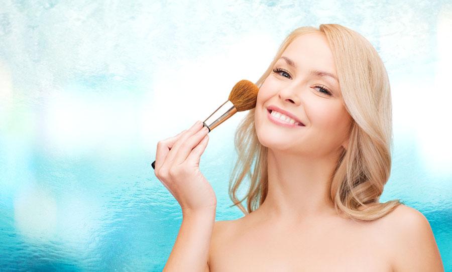 mineral make-up for sensitive skin