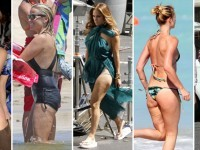 celebrities with cellulite
