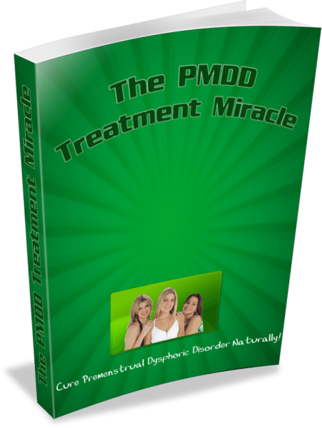 the pmdd treatment miracle