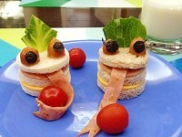 Breakfast Creation for Baby To Enjoy Eating
