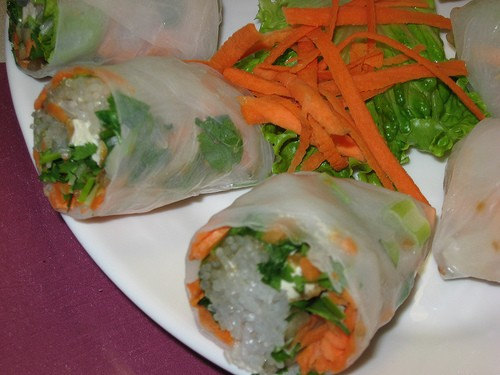 Fresh Spring Roll photo