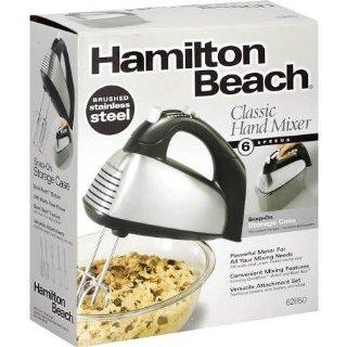 hamilton beach hand mixer