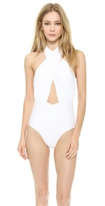Cabana One Piece Swimsuit