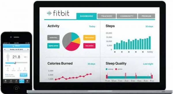 Fitbit software