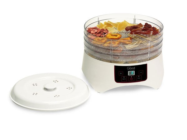 Food Dehydrator With Four Trays