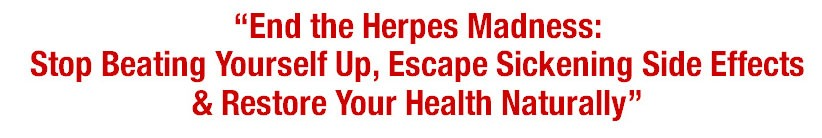 Gather Info Of The Ultimate Herpes Protocol Review