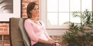 homedics back and shoulder massager