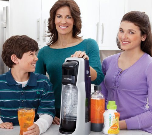 Home Soda Maker Starter Kit