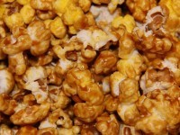 Popcorn Seasoned With A Twist
