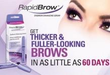 rapidbrow eyebrow