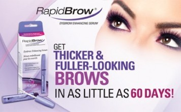rapidbrow eyebrow
