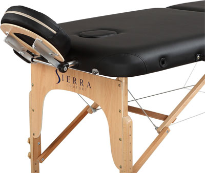 Sierra comfort massage table review