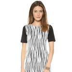Short Sleeve Lightning Dress