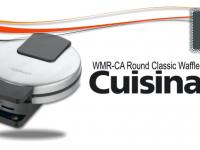 Waffle Maker WMR-CA