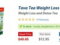 Weight Loss and Detox Tea