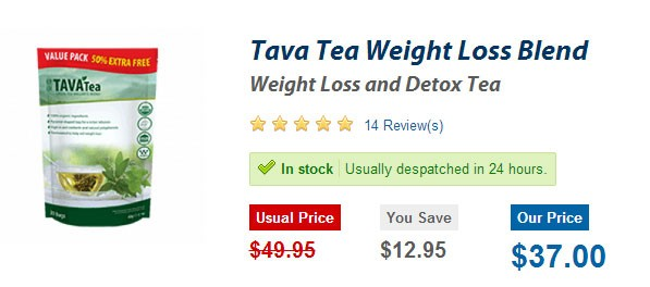 tava tea weight loss blend