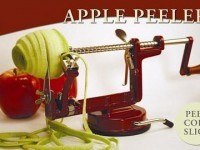 apple and potato peeler