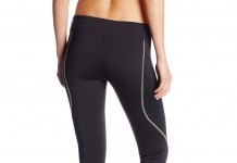 asics capri running pants
