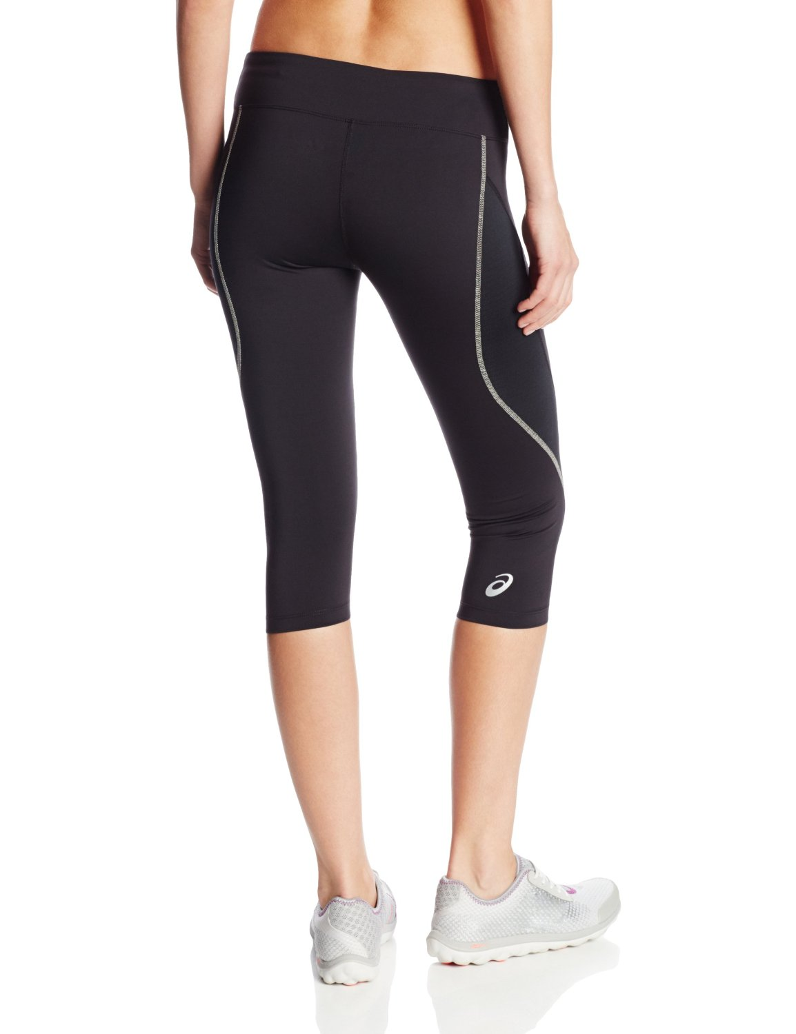 ASICS Capri Running Pants Review - Women's Lite Show Reflective