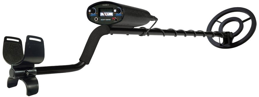 Bounty Hunter Metal Detector Review (TK4, Tracker IV)