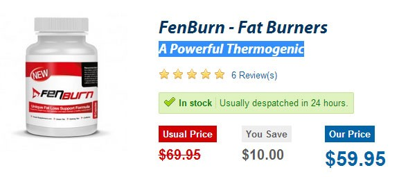 buy fenburn - best fat burner for women