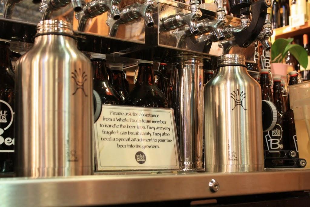 hydro flask beer growler
