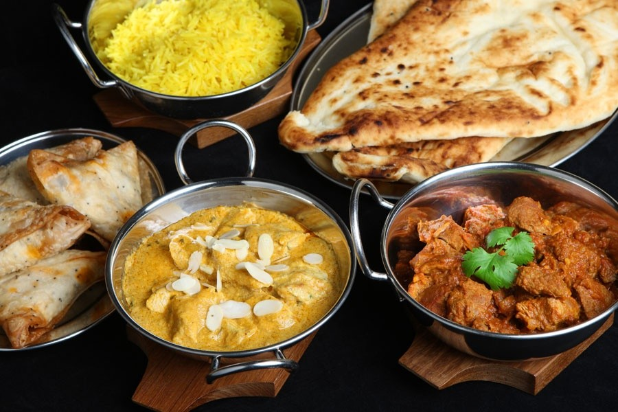 is indian food healthy