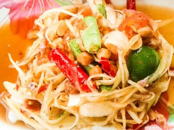 is thai food healthy