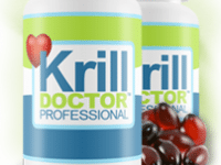 krill oil softgels