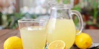 lemon detox diet recipe