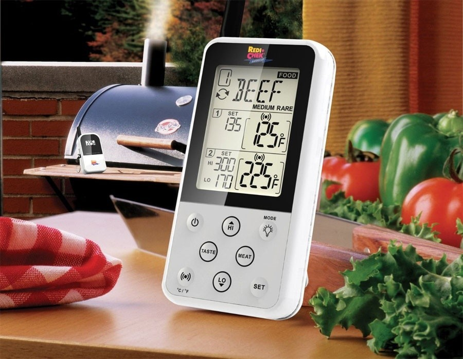 maverick grill thermometer et 733