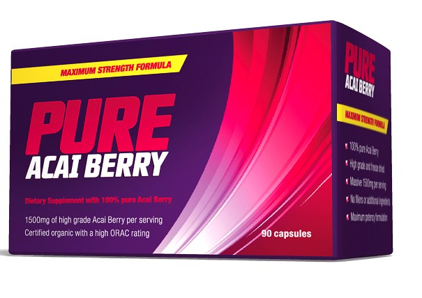 pure acai berry max strength