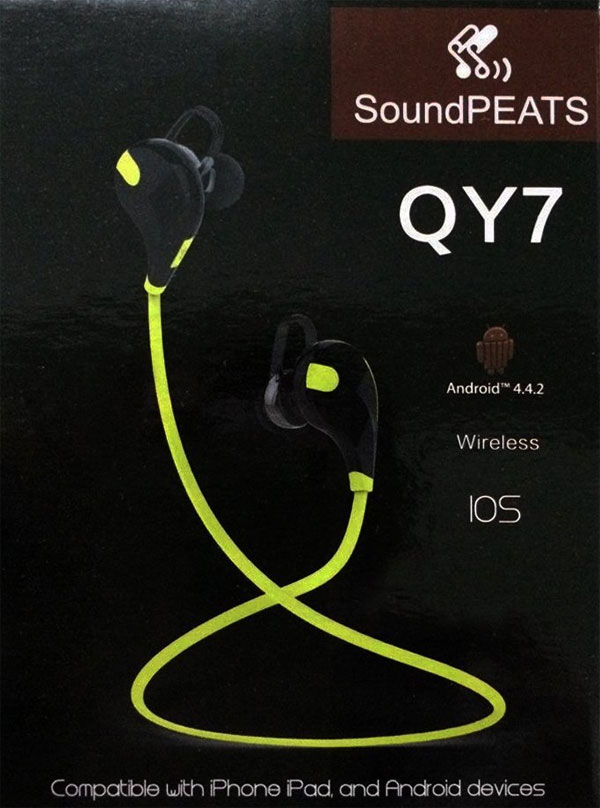 soundbeats sport bluetooth headphones