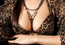 women with large breasts