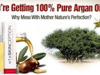 100 pure argan oil