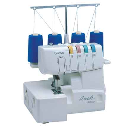 Brother 1034D Serger with Easy Lay