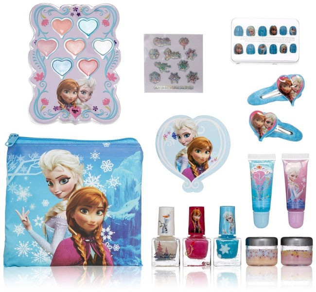 disney frozen cosmetic set