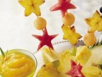 Fun Fresh Fruit Kabobs