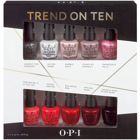 opi trend on ten mini kit