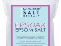 Review Epsoak Epsom Salt 19.75 Lbs