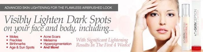 Skin Lightening Serum By Skinception