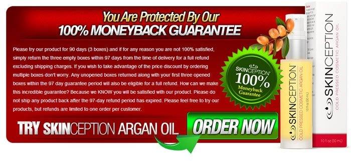 skinception argan oil